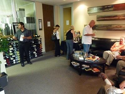 NICE winery - inside