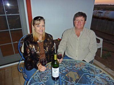 Janice and Neal Newsom