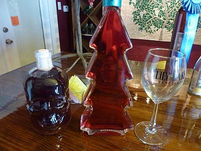 Lily Lake - holiday bottles