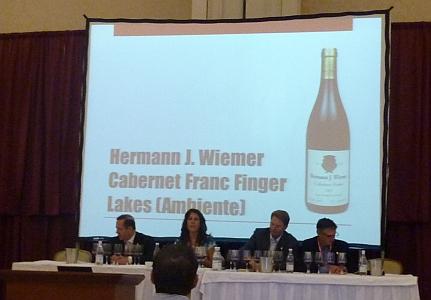 TEXSOM 2012 - Cabernet Franc