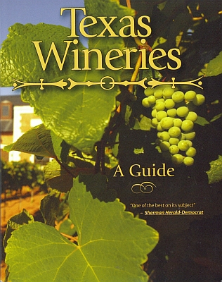 Texas Wineries - front
