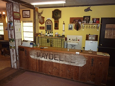 Maydelle Country Wines - inside