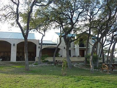 Texas Hills - outside