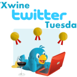 July 2013 #TXwine Twitter Tuesday