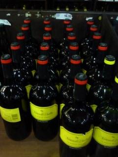 Iguazu Cheap Wine
