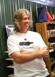 Hye Meadow Winery - Mike