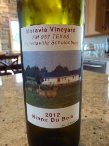Moravia Vineyard & Winery - Blanc du Bois