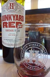 Hye Meadow - Junkyard Red