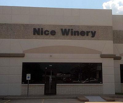 Nice Winery - outside