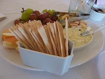 Eden Hill - food