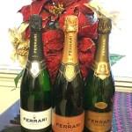 Ferrari Wine Bubbles for the Holidays