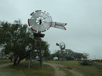 Poteet Country - Windmills