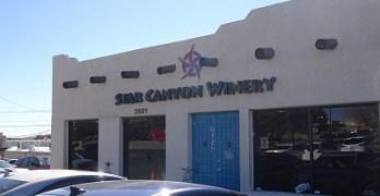 Star Canyon - outside