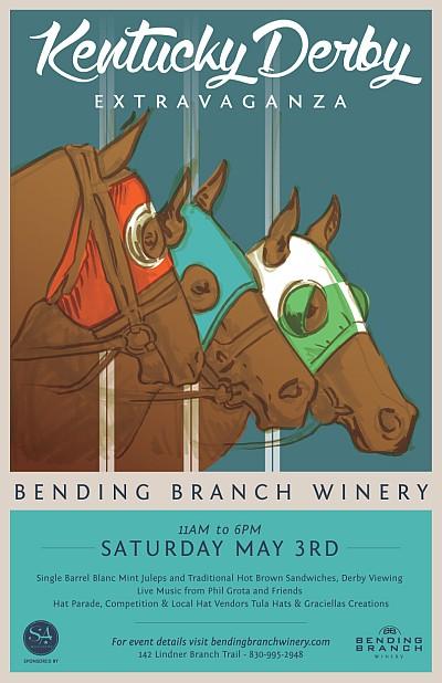 2014 Bending Branch Kentucky Derby Extravaganza