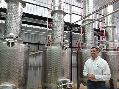 Distillery and Jim Durrett