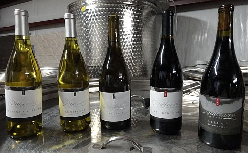 Kuhlman Cellars wines