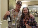Chris Brundrett and Ron Yates