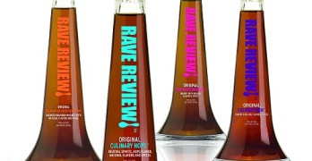 Rave Review! Original Culinary Spirits
