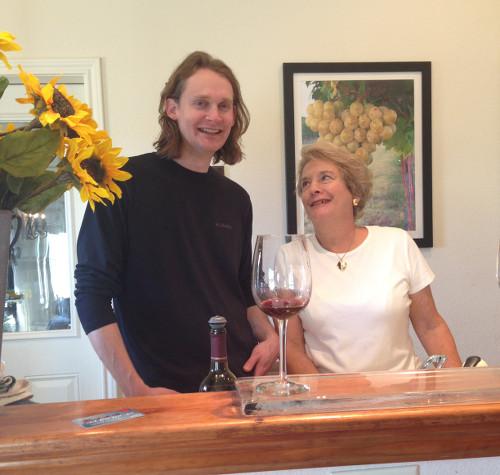 Chris and Linda Hornbaker