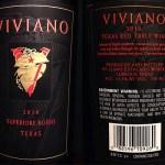 Review of Llano Estacado Winery Viviano 2010