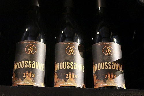 Sloan & Williams - Roussanne