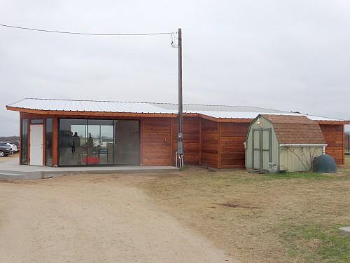 Arche tasting room expansion