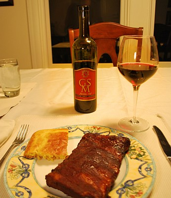 Ribs and GSM