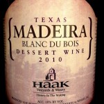 Review of Haak Vineyards & Winery Blanc du Bois Madeira 2010