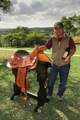 Driftwood Estates Saddle with Gary Elliot