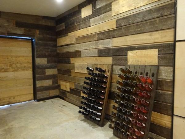 Calais Winery inside
