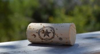 Brennan Vineyards Viognier cork