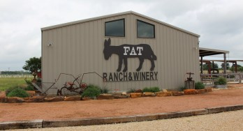 Fat Ass Ranch & Winery - building