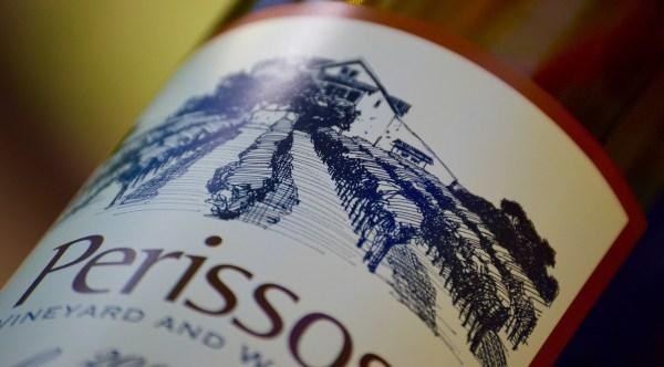 Perissos Vineyard and Winery bottle
