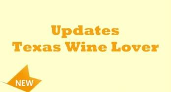 Updates - Texas Wine Lover