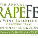 GrapeFest People's Choice Wine Tasting Classic Winners