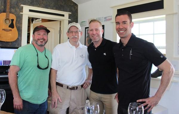 John Rivenburgh, Dr. Bob Young, Ian Eastveld, Ryan Levy