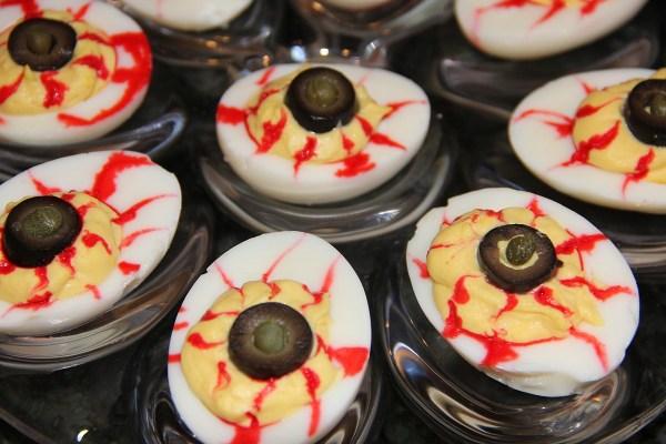 Bloodshot Eyes