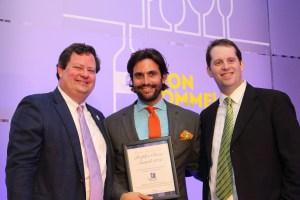 Sam Governale - People's Choice award