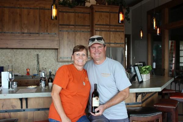 Karen and Blake DeBerry