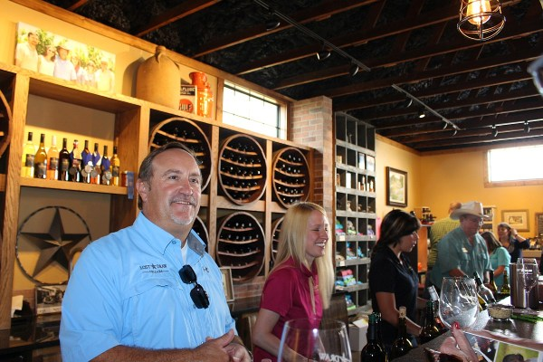 Lost Draw Cellars - Andy Timmons and team
