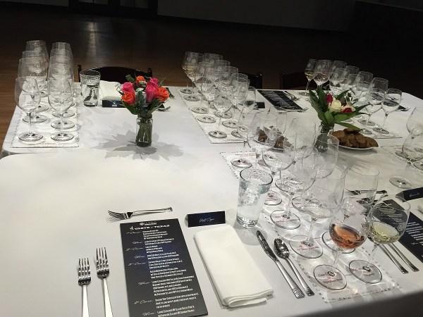 Dinner at Llano Estacado Winery