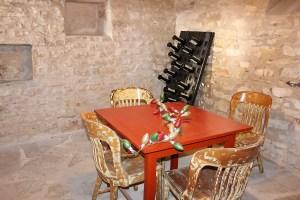 Pontotoc Vineyard cellar