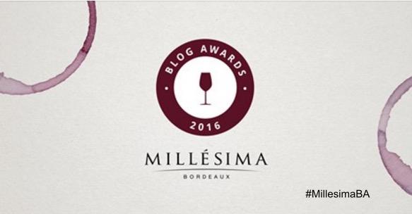 Millesima Blog Awards