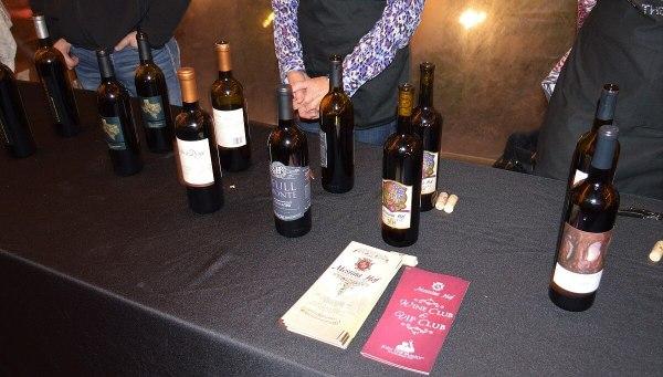 San Antonio Rodeo wines for tasting