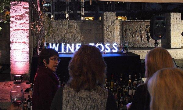 San Antonio Rodeo Wine Toss