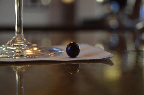 Vineyard at Florence chocolate morsel