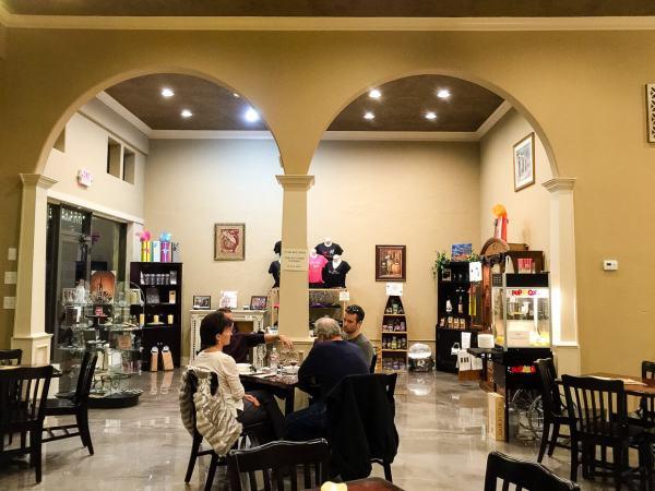 The Vineyard II gift shop