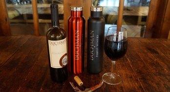 Duchman Family Winery Growlers