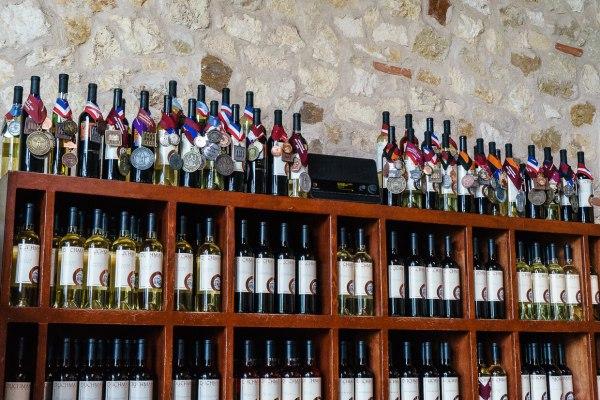 Duchman Family Winery wines