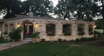 Fortunata Winery outside